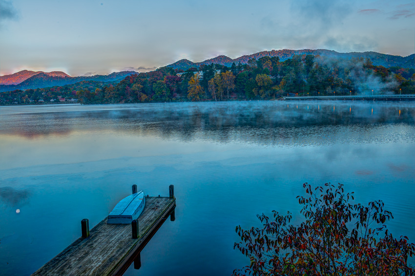 Maggie valley nc oct 12 23 2013 bill long photography for Lake junaluska fishing